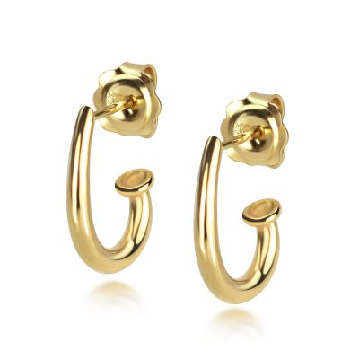 Juno Yellow Drop Stud Earrings