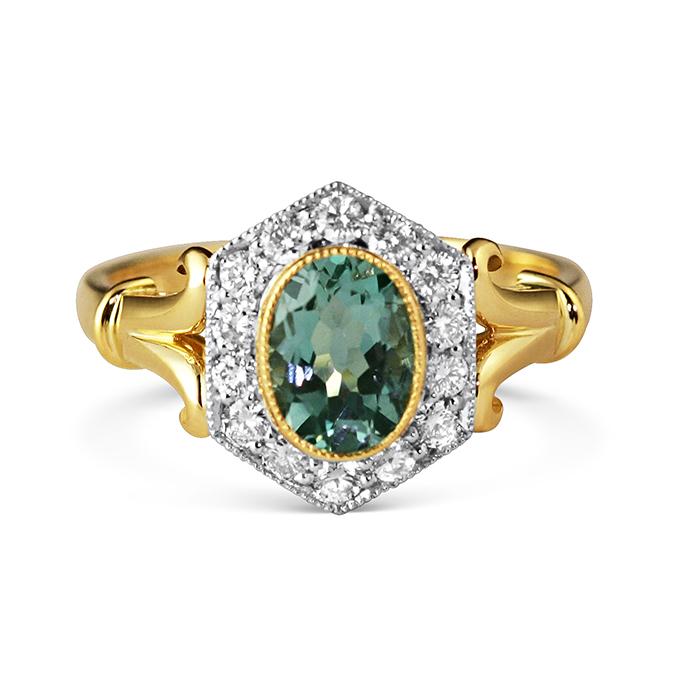 Vannina's Ring Flat