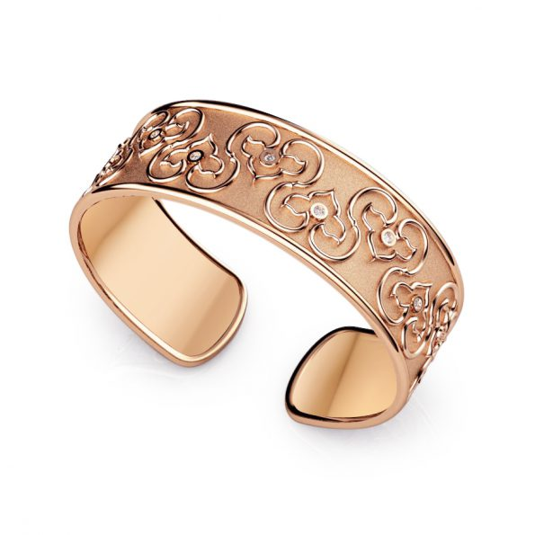 Diana Cuff ~ Rose Gold