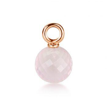 Juno Ear Pendants ~ Rose Shimmer