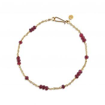 Fairy Bracelet - Ruby