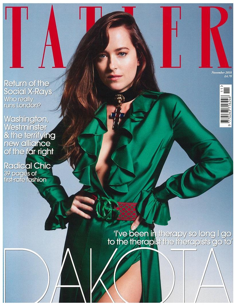 TATLER Novermber 2018 cover 1067