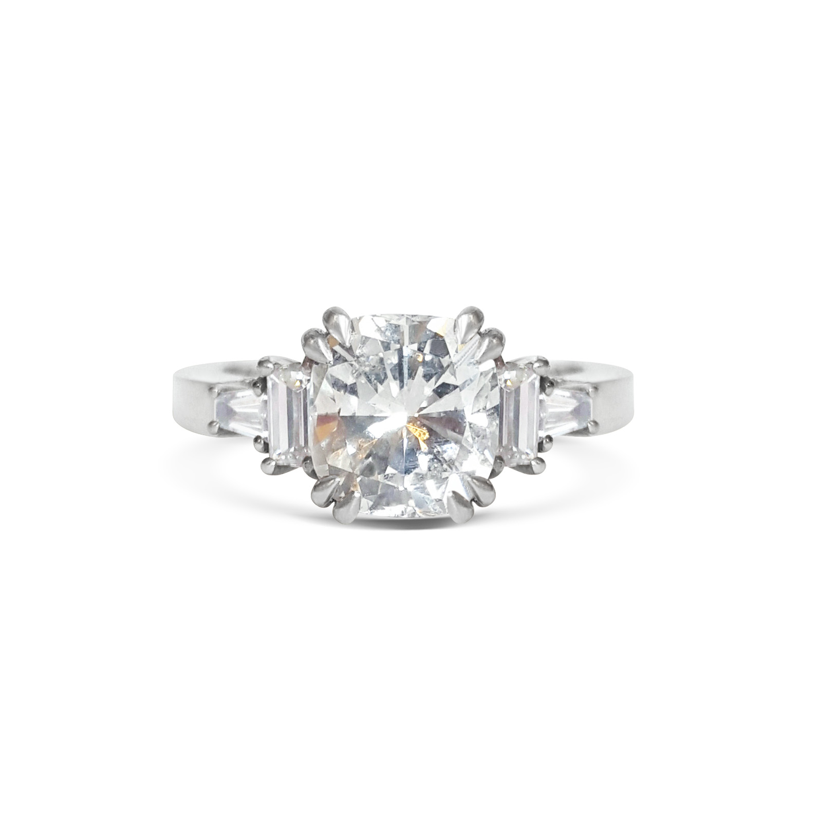 Bespoke Archive ~ Sandra's Engagement Ring
