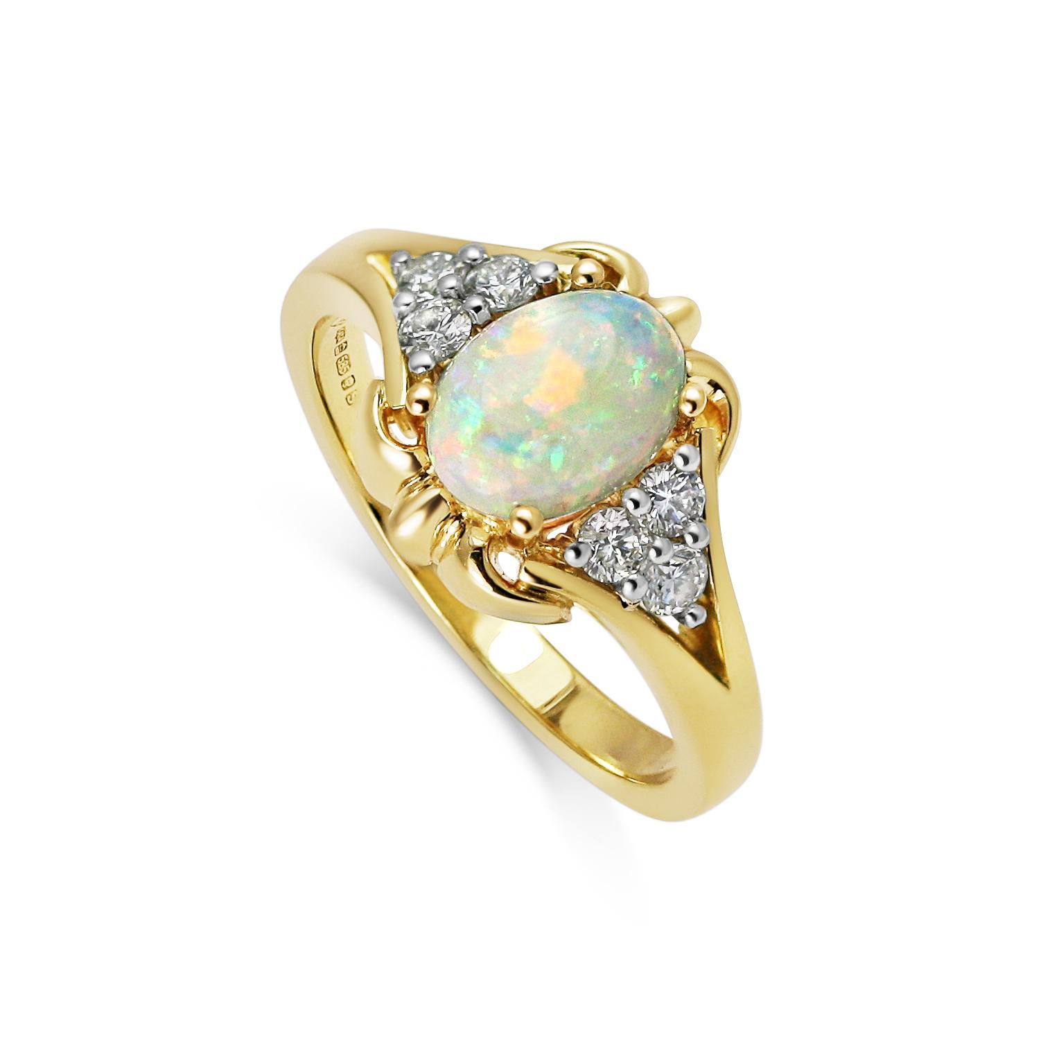 Bespoke Archive ~ Irena's Ring