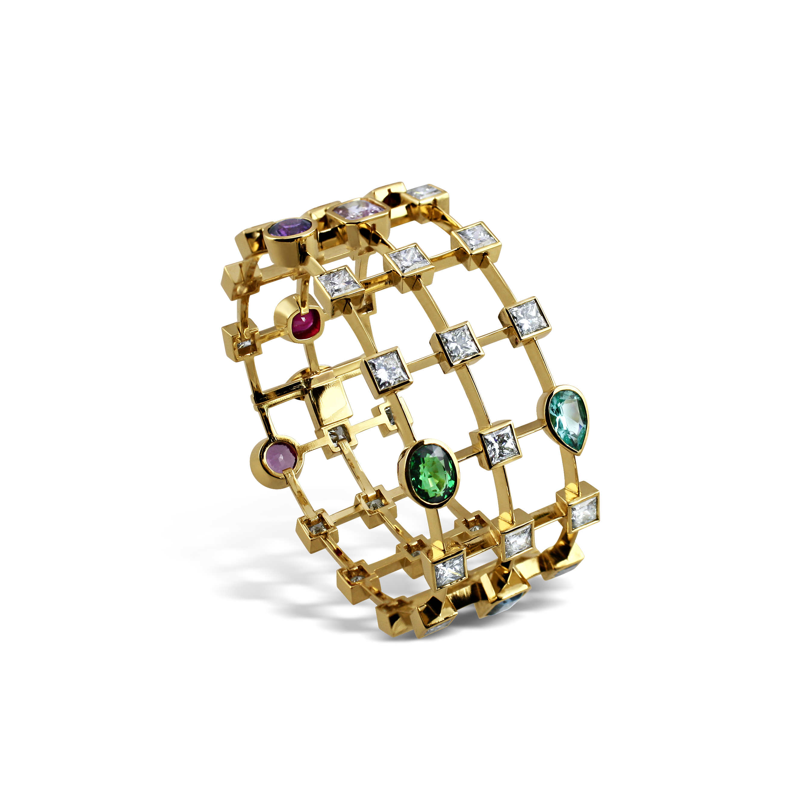 Bespoke Archive ~ Lattice Bangle