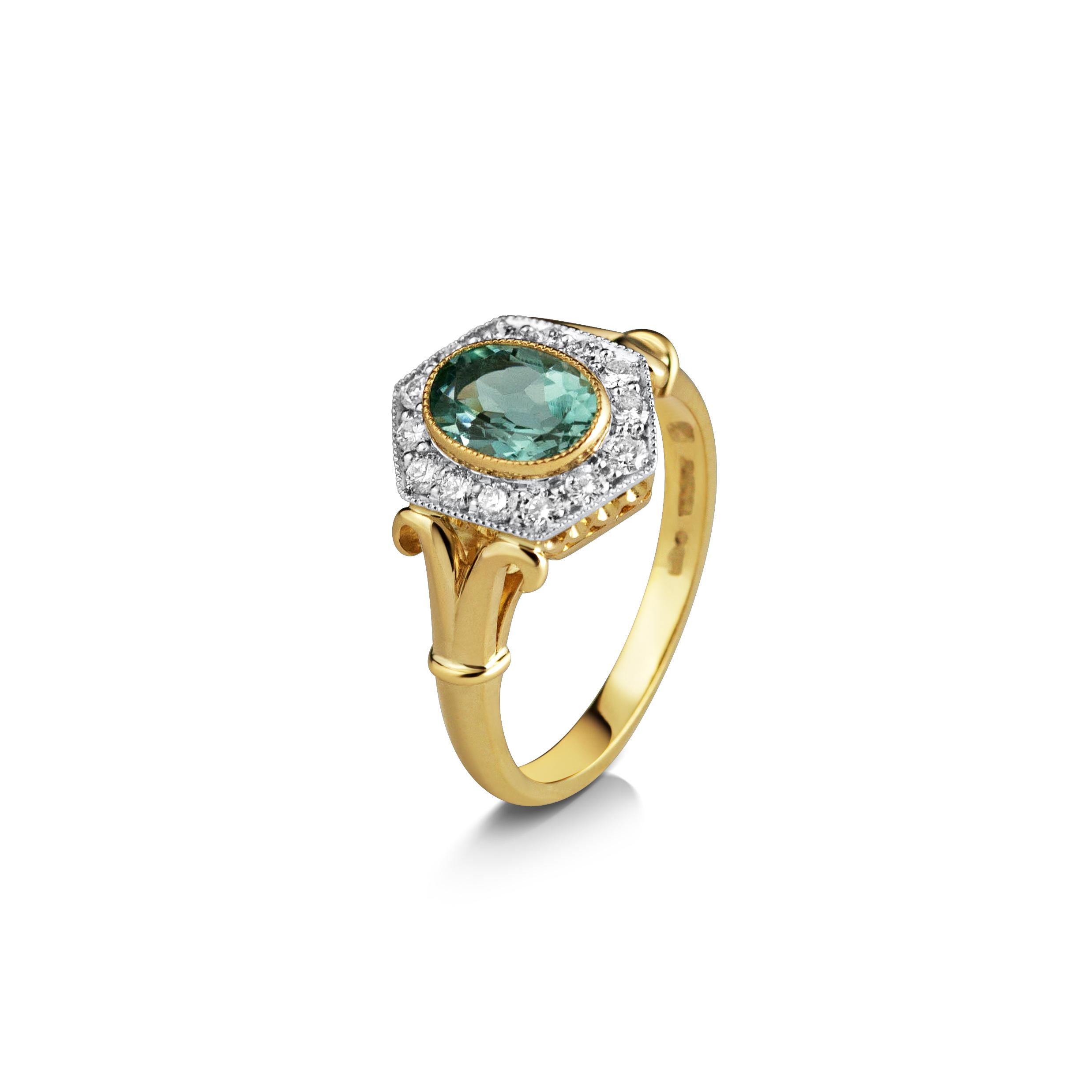 Bespoke Archive ~ Vannina's Ring