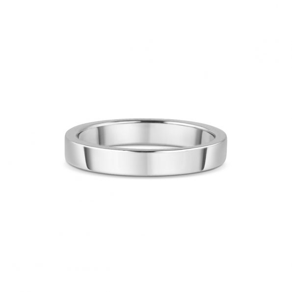 KATA Jewellery - 2mm Flat Wedding Band