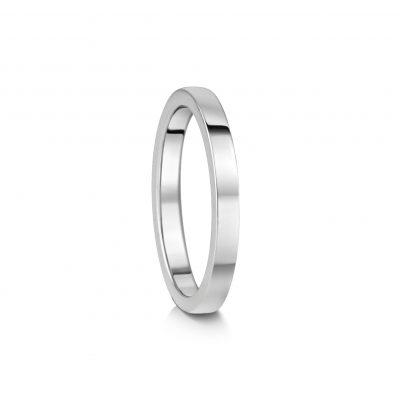 KATA Jewellery - 2mm Flat Wedding Band